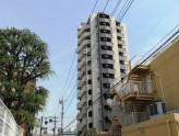 鉄筋コンクリート造14階建て賃貸マンション!