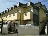木造2階建てアパート!