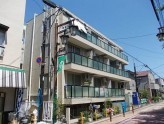 鉄筋コンクリート造4階建ての分譲賃貸マンション!