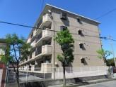 鉄筋コンクリート造4階建ての賃貸マンション!