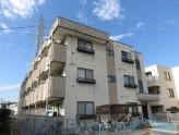 鉄骨造3階建ての賃貸マンション!