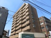 タイル張りの鉄筋コンクリートマンション!