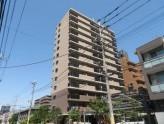 鉄筋コンクリート造13階建ての賃貸マンション!