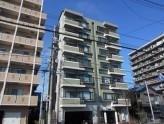 鉄筋コンクリート造7階建ての分譲賃貸マンション!